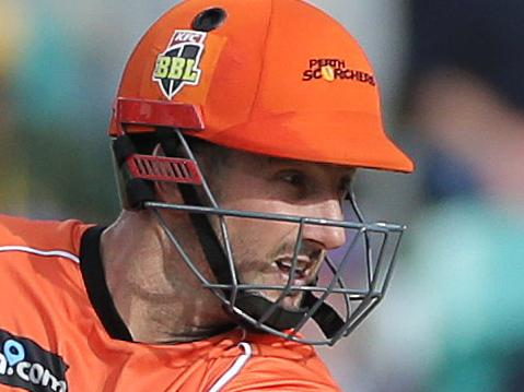 Scorchers sink Hurricanes to seal home final