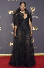 Gabrielle Union attends the 69th Annual Primetime Emmy Awards at Microsoft Theater on September 17, 2017 in Los Angeles. Picture: AP