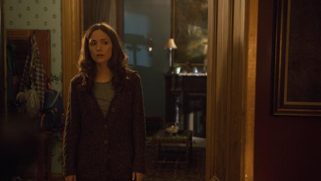 Rose Byrne returns for the horror sequel.