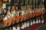 <p>Hooters Girls from Hooters Cronulla</p>