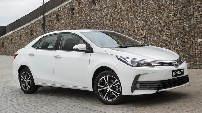 The Corolla has a simple recipe for success.