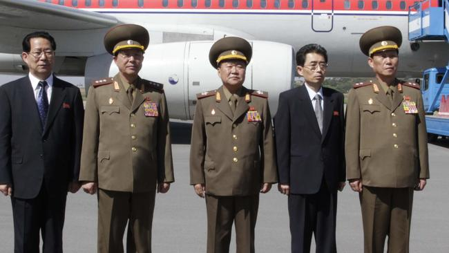 Ri Yong-gil Kim Jong Un executes Ri Yonggil Korean Peoples Army chief