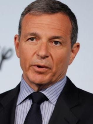 Disney CEO Robert 'Bob' Iger quit the council over Donald Trump's withdrawal of the Paris Climate Change Accord. Picture: Supplied