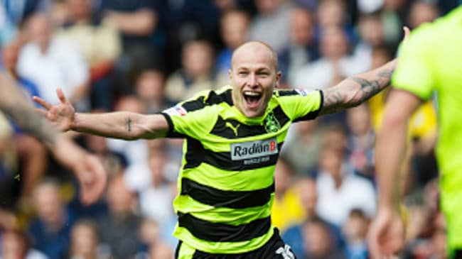 Aaron Mooy has been named in the EFL Championship Team of the Year.