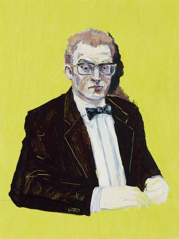 'What I Would Look Like if I was John Safran,' John Safran, radio broadcaster, by Samuel Rush Condon