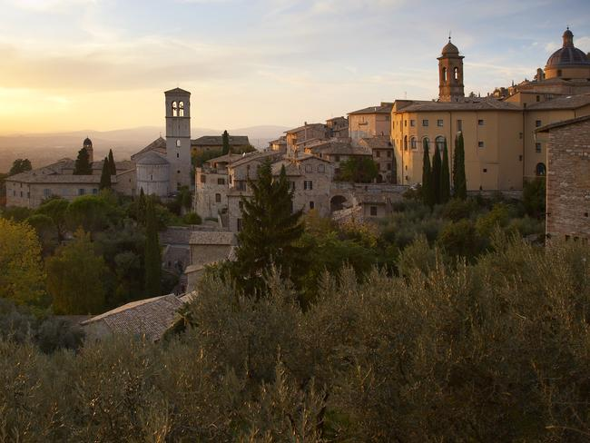 The free accommodation for conceiving has caused some controversy in the religious centre of Assisi.