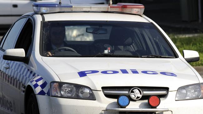 Police were called to the Coles supermarket.