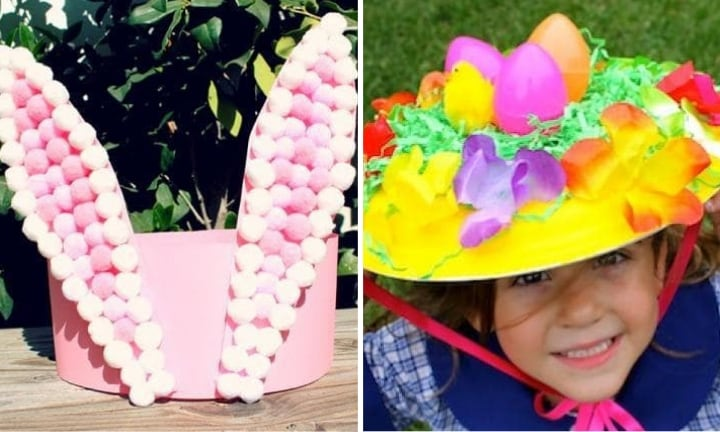 5 Easter hat ideas that won't give you craft rage