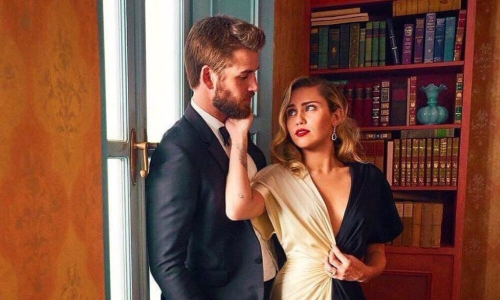 Miley Cyrus finally opens up about Liam Hemsworth in adorably gushy tribute
