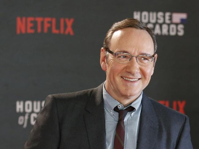 Netflix was quick to distance itself from Kevin Spacey. Picture: Justin Tallis