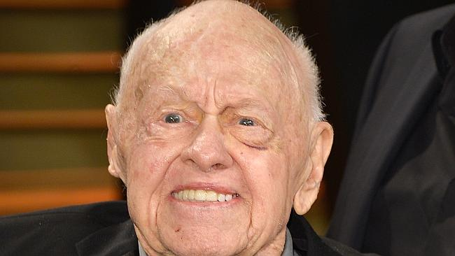Hollywood legend Mickey Rooney has reportedly died at the age of 93.