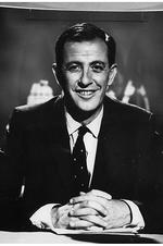 Winner of the Gold Logie Award 1963. Michael Charlton, Four Corners, ABC.