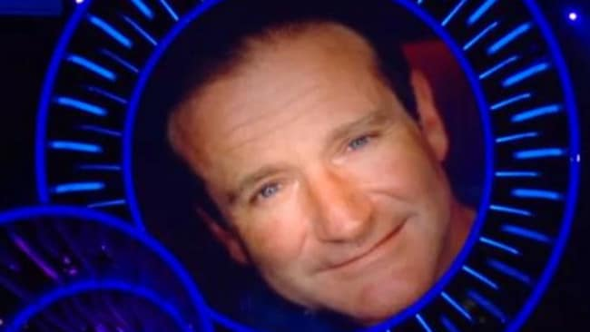 The oh-so-brief Robin Williams tribute fell flat.