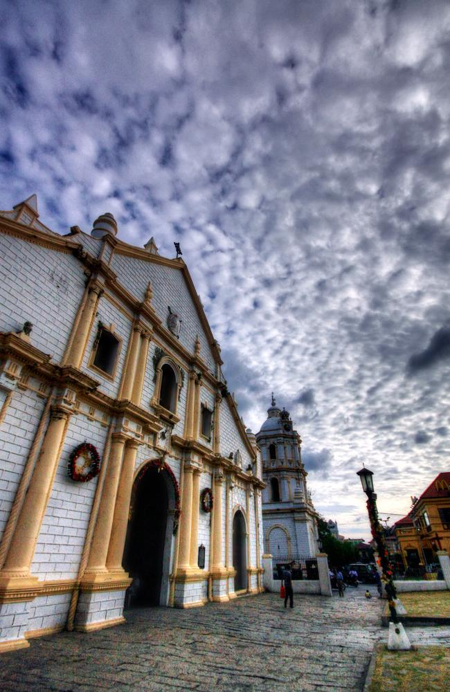 Vigan, Philippines.