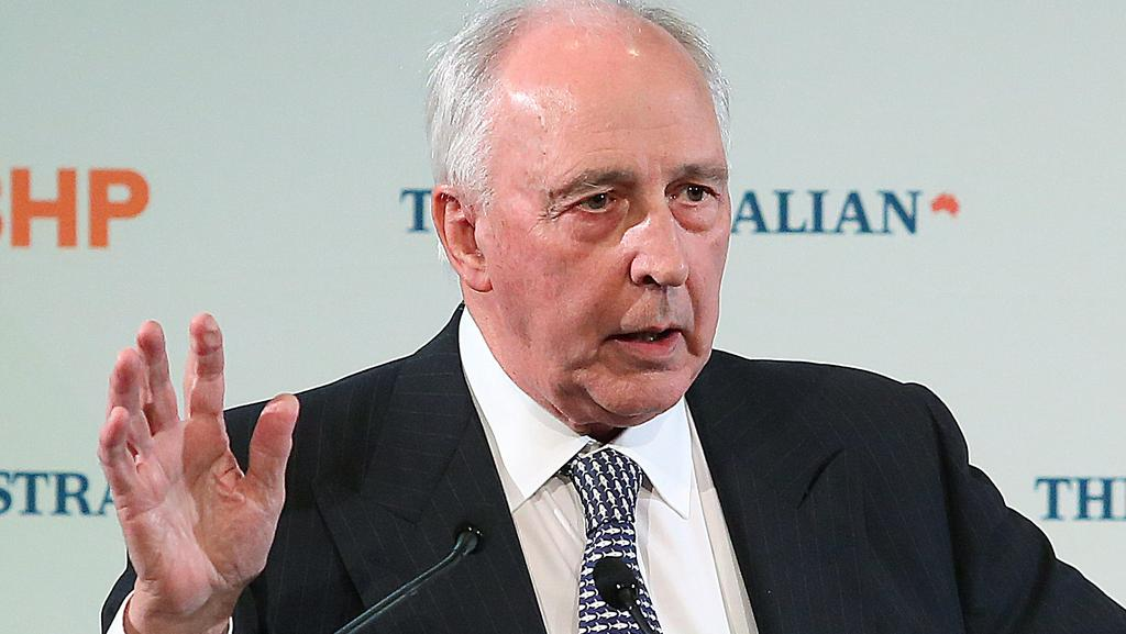 Paul Keating says the West needs to come to terms with a nuclear-armed North Korea. Picture: James Croucher