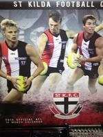 <p>Sorry St Kilda fans, you'll be reminded all year that Essendon's Brendon Goddard used to play for your team.</p>