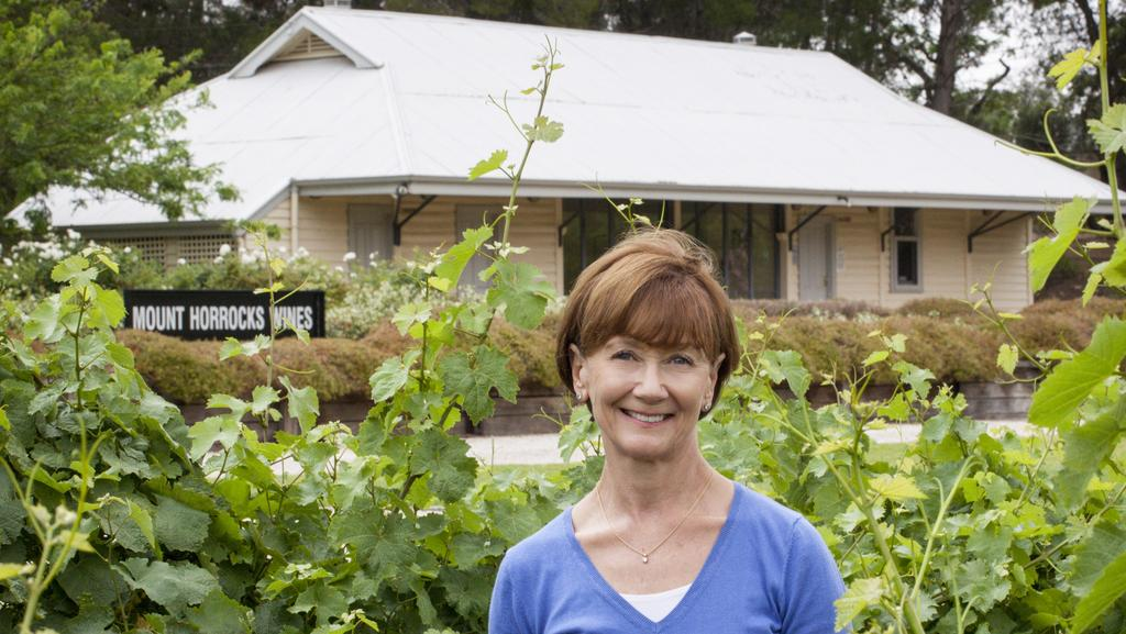 Mount Horrocks Wines owner/winemaker Stephanie Toole. Photo: Supplied