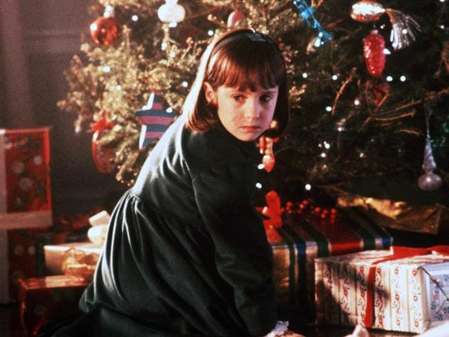 Mara Wilson in 1994 film, Miracle On 34th Street.