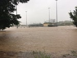 Mudgeeraba football and soccer field. Picture: Megan Birot