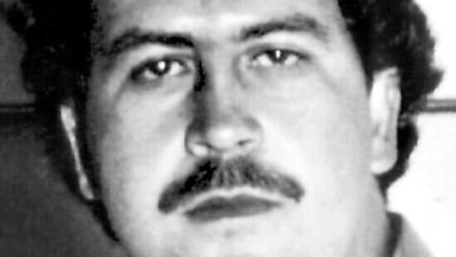 Pablo Escobar Wanted for Snatching Gold Chain From Young Girl