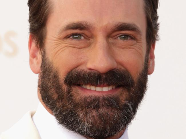Mad Men star Jon Hamm wins Best Beard