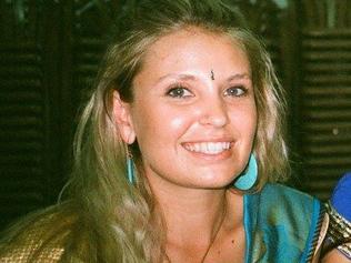 Jamie-leigh Hecht India health story