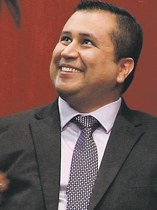 Aquitted of murder and manslaughter ... George Zimmerman has found being the public eye addictive. (AP Photo/TV Pool)