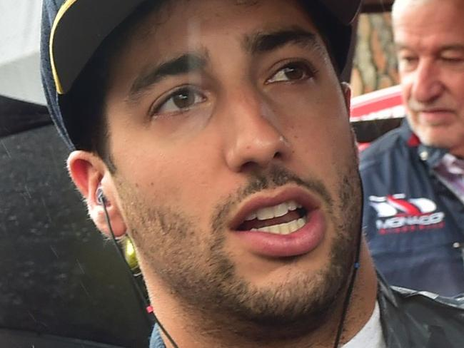 'Disaster' for Ricciardo at Monaco