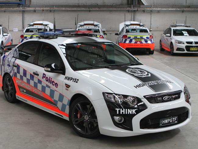 Upping the ante ... the car has more power than any of the V8 Supercars at this year's Bathurst 1000. Picture: Joshua Dowling