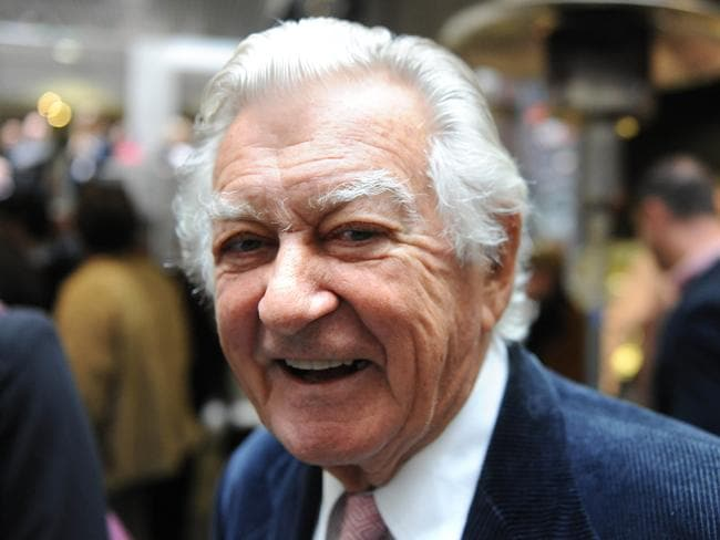 Bob Hawke's touching letter about death to a 7-year-old