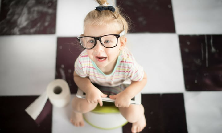 The ins and outs of kids' poo all parents should give a crap about