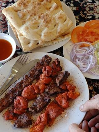 100 things you must eat in sa daily telegraph for Classic kebab house stechford