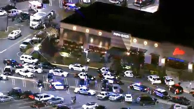 Westfield shooting suspect richard shoop found dead but police unsure about his motive for 1 garden state plaza paramus nj