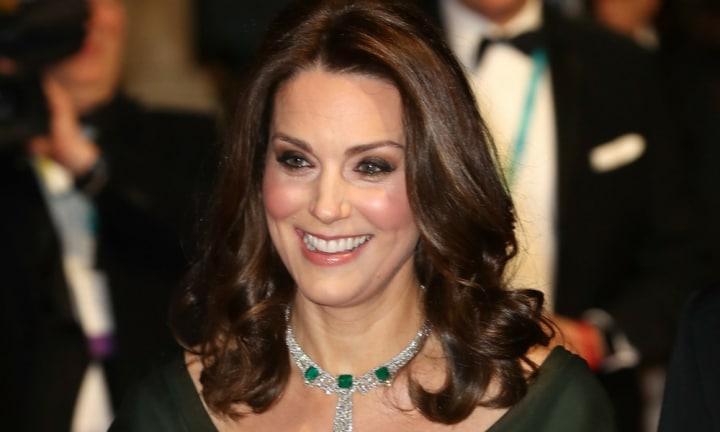 Duchess of Cambridge criticised for 'controversial' BAFTA gown