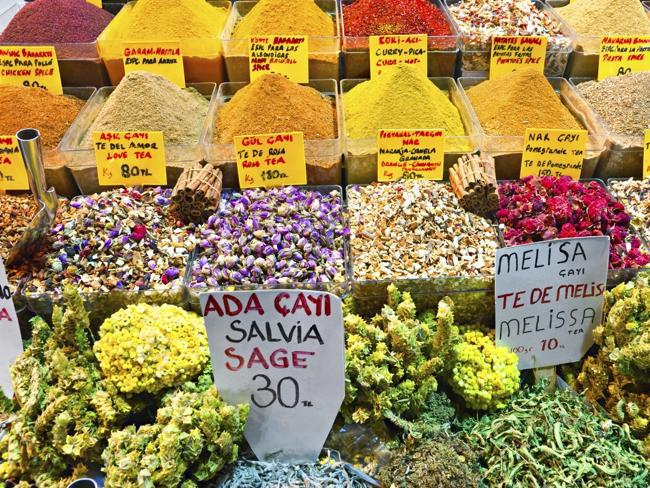 Spice markets. Picture:
