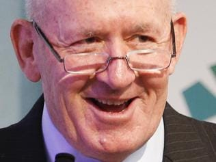 Supplied Editorial Australian Governor-General Peter Cosgrove in Ireland