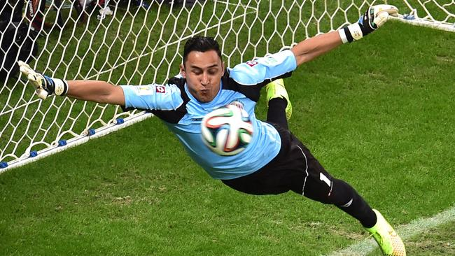 Manuel Neuer was brilliant but few were better than Keylor Navas.