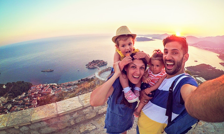 8 reasons to travel with kids while they are young