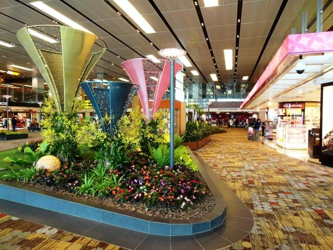Changi Airport. Picture: TravelOurPlanet.com, Flickr