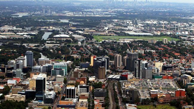 Numerous commentators have flagged the Parramatta CBD as an area with a high risk of unit oversupply.