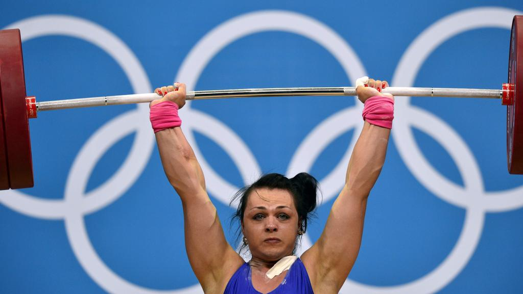 Svetlana Podobedova is one of three Kazakh weightlifters stripped of gold medals won at the London 2012 Games for doping.