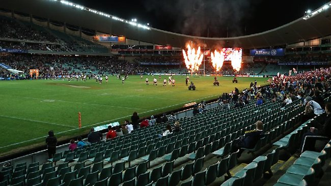 NRL fans are often preparing to watch games from the comfort of their lounge chairs. Picture: Phil Hillyard