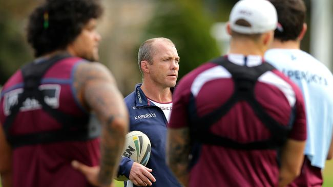 Toovey has managed to unite an often split Manly dressing room.