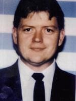 Detective Geoffrey Bowen was killed in the NCS bombing.