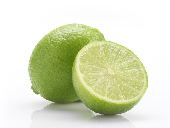 Pop some lime in your water or tea.
