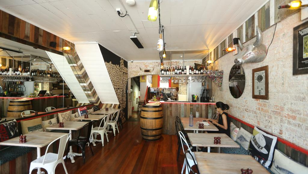 Spanish Restaurant Glebe Point Road Glebe
