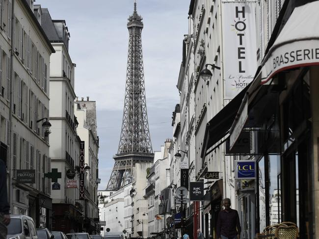 France has been under a state of emergency since the November 2015 attacks on Paris restaurants, a concert venue and a sports stadium that left 130 people dead. Picture: AFP/Philippe Lopez