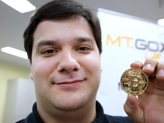 Mark Karpeles was chief executive of the now-bankrupt Mt Gox bitcoin exchange.
