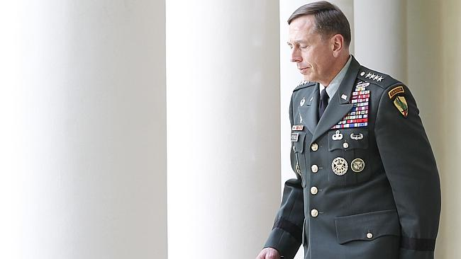 "Gen. David Petraeus described Palantir as ""brilliance' Picture: AP PhotoCharles Dharapak."