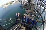 <p>We also love it when people climb all over our landmarks.</p>  <p>Sydney's award-winning Harbour bridge climb has been an attraction for many visitors. Over 2.75 million people from over 137 countries having climbed the Bridge since it opened. Picture: Bridgeclimb/ Supplied</p>